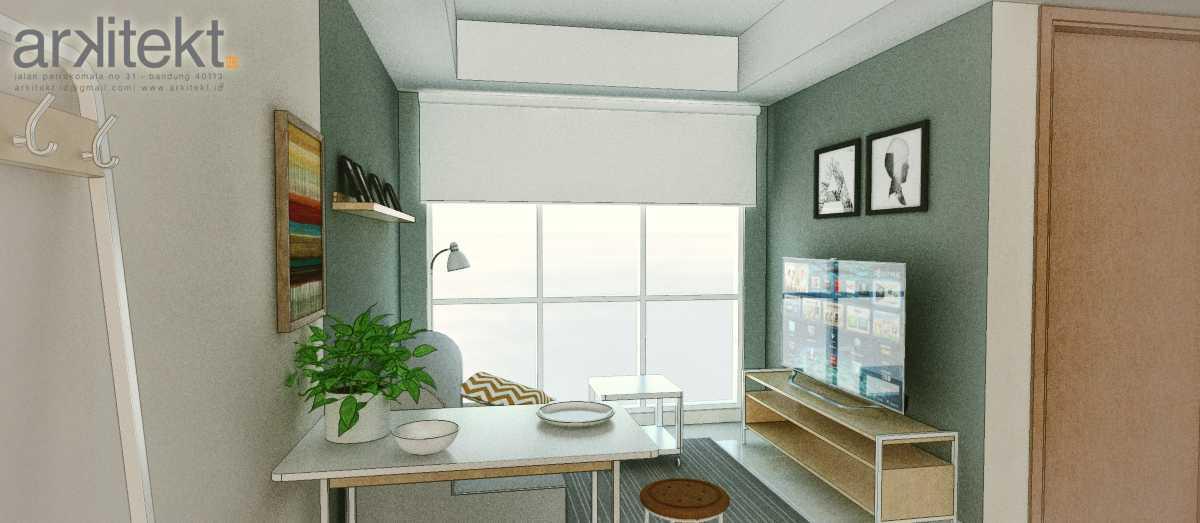 Arkitekt.id The Mansion Bougenville Jakarta Jakarta Living Room Modern 20656