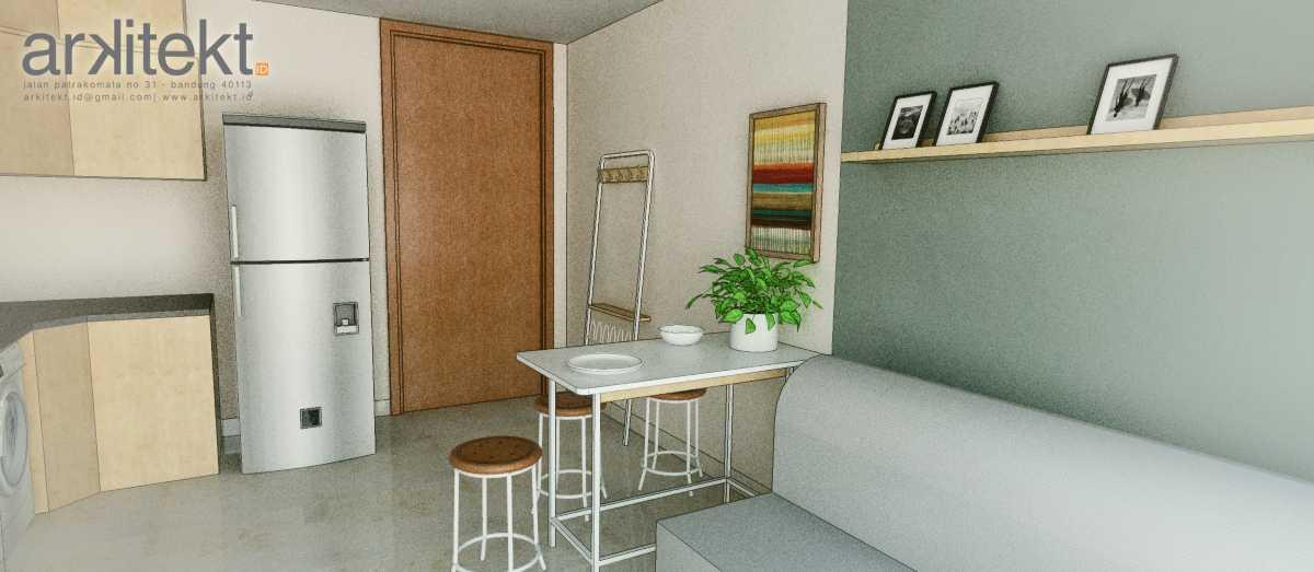 Arkitekt.id The Mansion Bougenville Jakarta Jakarta Dining Area Modern 20657