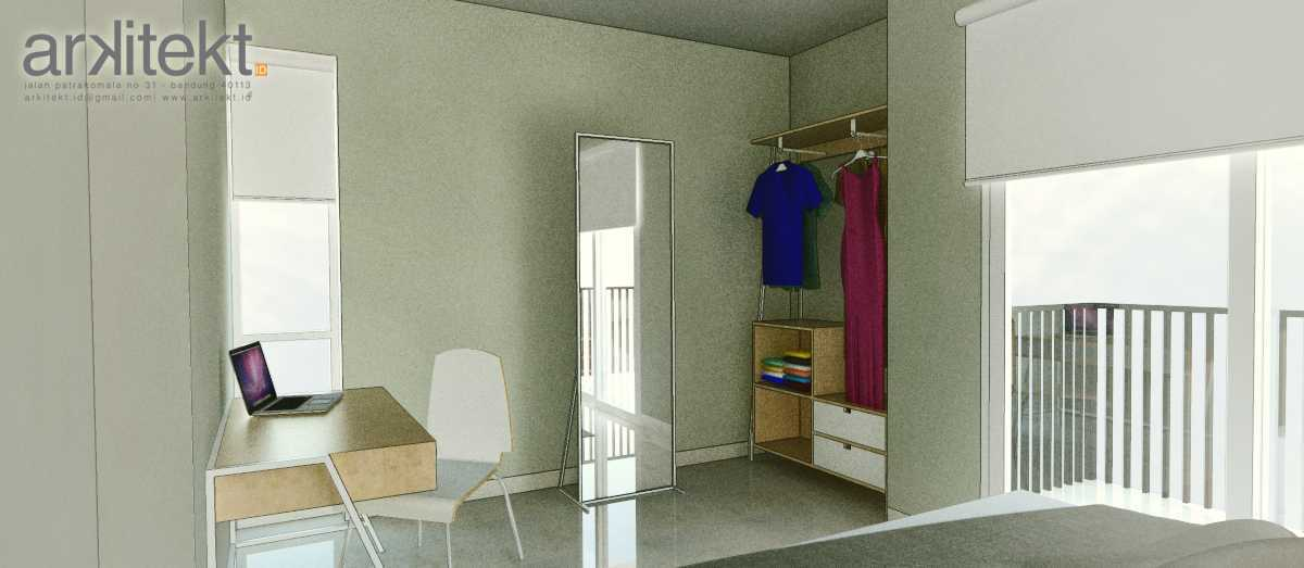 Arkitekt.id The Mansion Bougenville Jakarta Jakarta Master Bedroom Modern 20658