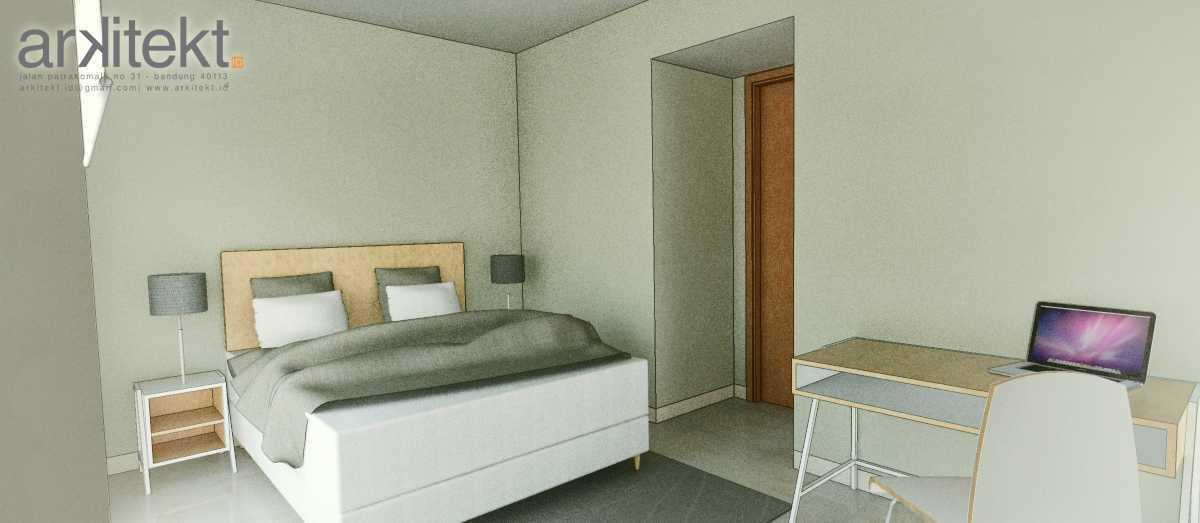 Arkitekt.id The Mansion Bougenville Jakarta Jakarta Master Bedroom Modern 20659