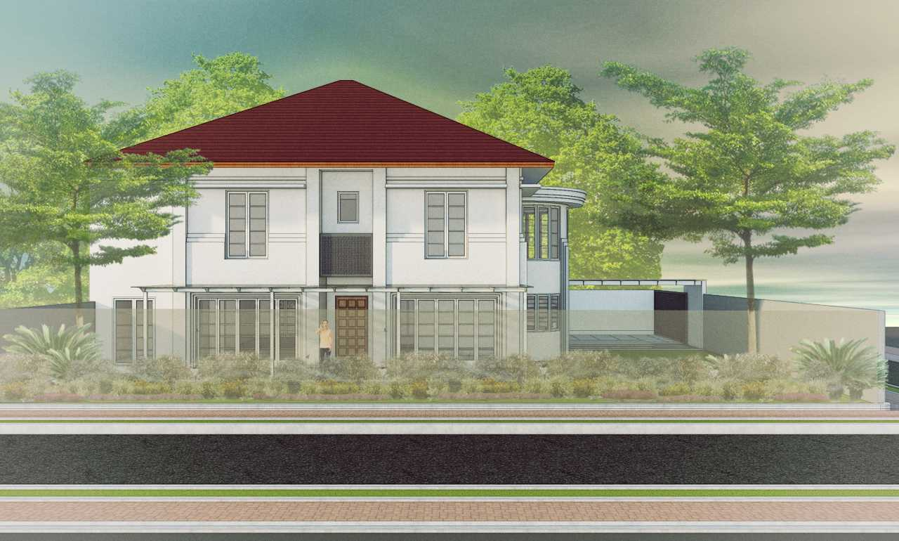 Arkitekt.id Setraduta Kencana Bandung Bandung Front View Modern 29596