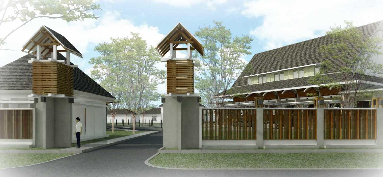 Foto inspirasi ide desain pintu masuk tradisional Entrance oleh Tama Techtonica di Arsitag