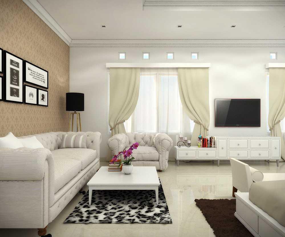 Tama Techtonica Pesona Khayangan House Depok Depok Livingroom Klasik,modern 13604