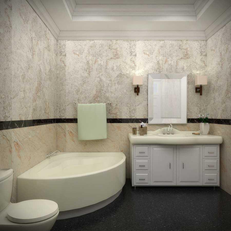 Foto inspirasi ide desain kamar mandi klasik Bathroom oleh Tama Techtonica di Arsitag