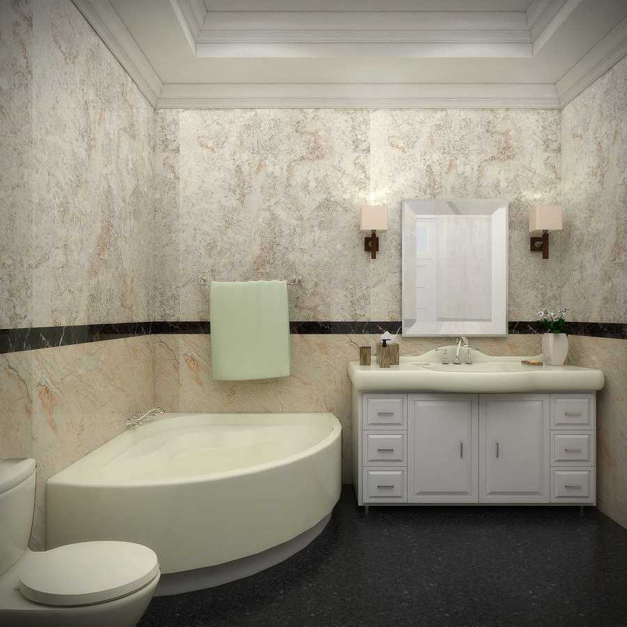 Tama Techtonica Pesona Khayangan House Depok Depok Bathroom Klasik,modern 13605