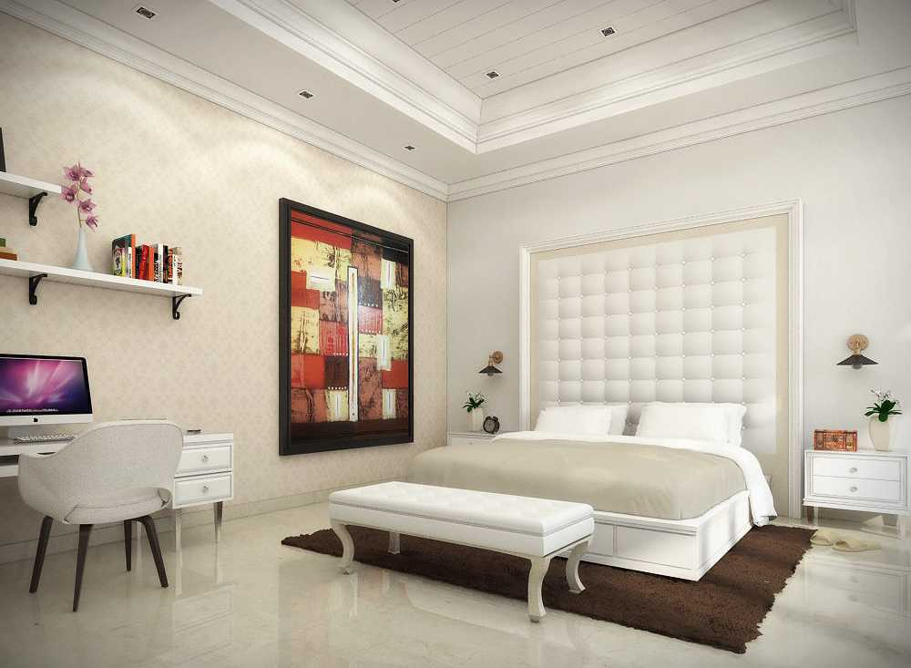 Tama Techtonica Pesona Khayangan House Depok Depok Bedroom Klasik,modern 13606