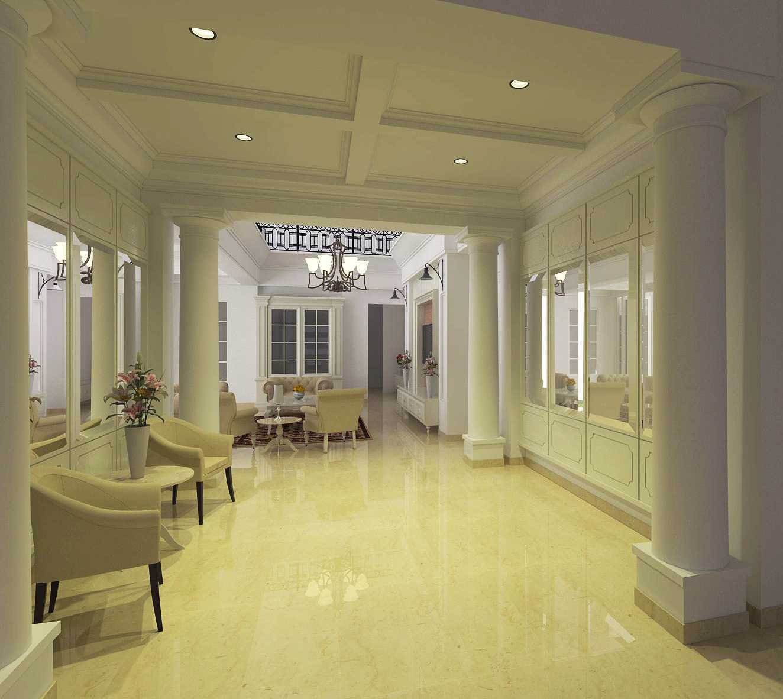 Tama Techtonica Tebet Classic Jakarta Jakarta Tebet-House-Interior-White-Tone-4 Klasik,modern 13635