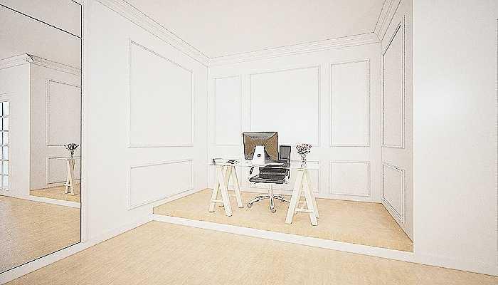 7Design Architect Jakarta School Of Arts Pluit Pluit Office Room  18630