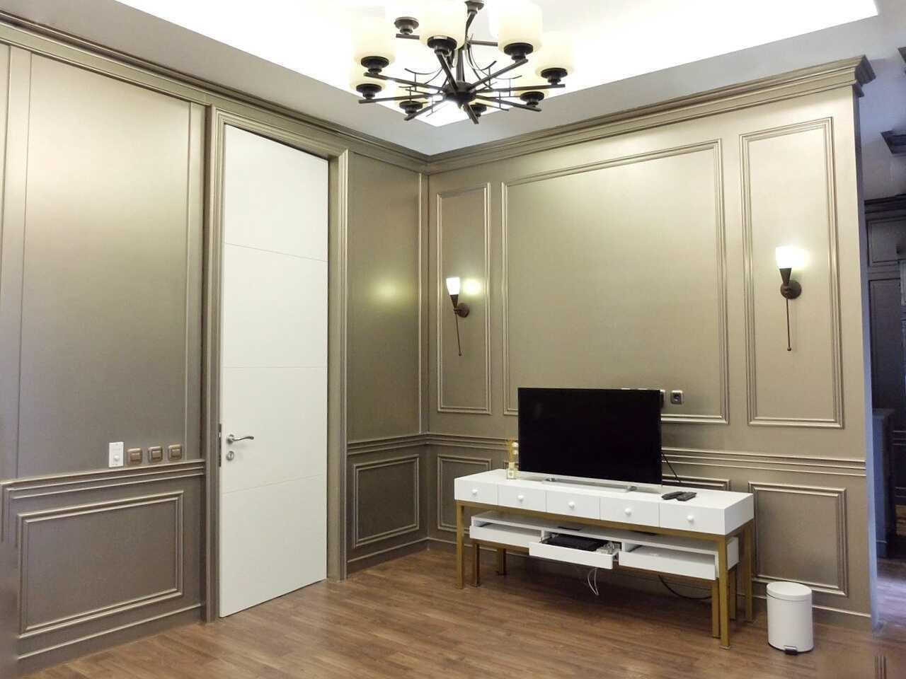 7Design Architect Mrs. D House Citrasun, Yogjakarta Citrasun, Yogjakarta Work Room Modern 18716
