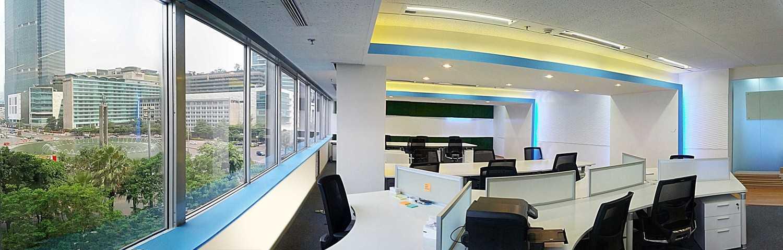Dezan Studio Undp Pulselab Office Wisma Nusantara, Jakarta Wisma Nusantara, Jakarta Staff Area Modern 14386