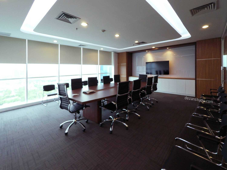 Dezan Studio Mane Office K-Link Tower, Jakarta K-Link Tower, Jakarta Meeting Room Modern 15110