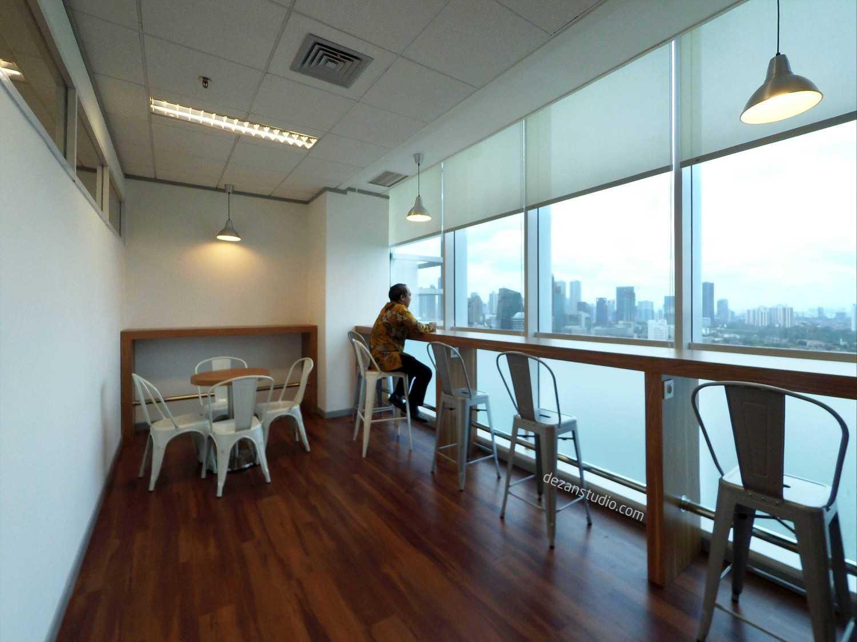 Dezan Studio Mane Office K-Link Tower, Jakarta K-Link Tower, Jakarta Seating Area Modern 15114