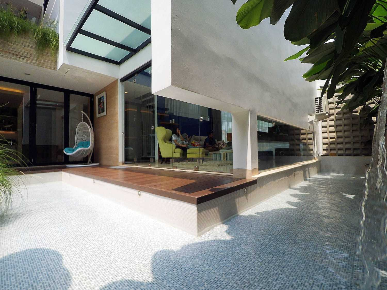Dezan Studio Yn Residence Pondok Indah, Jakarta Pondok Indah, Jakarta Pond Modern 15121