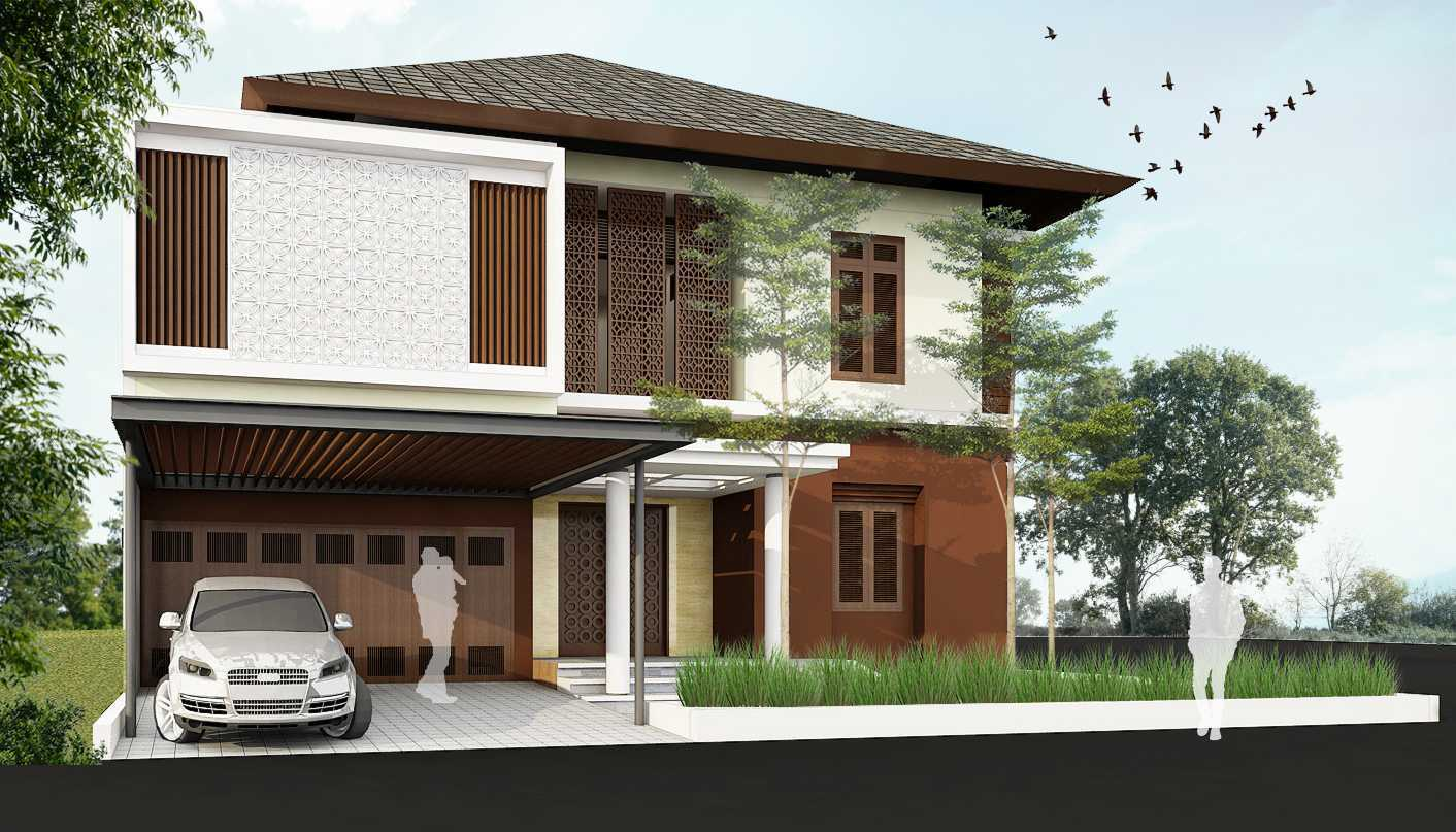 Dezan Studio Yd Residence Bsd Bsd A2 Kontemporer 16022