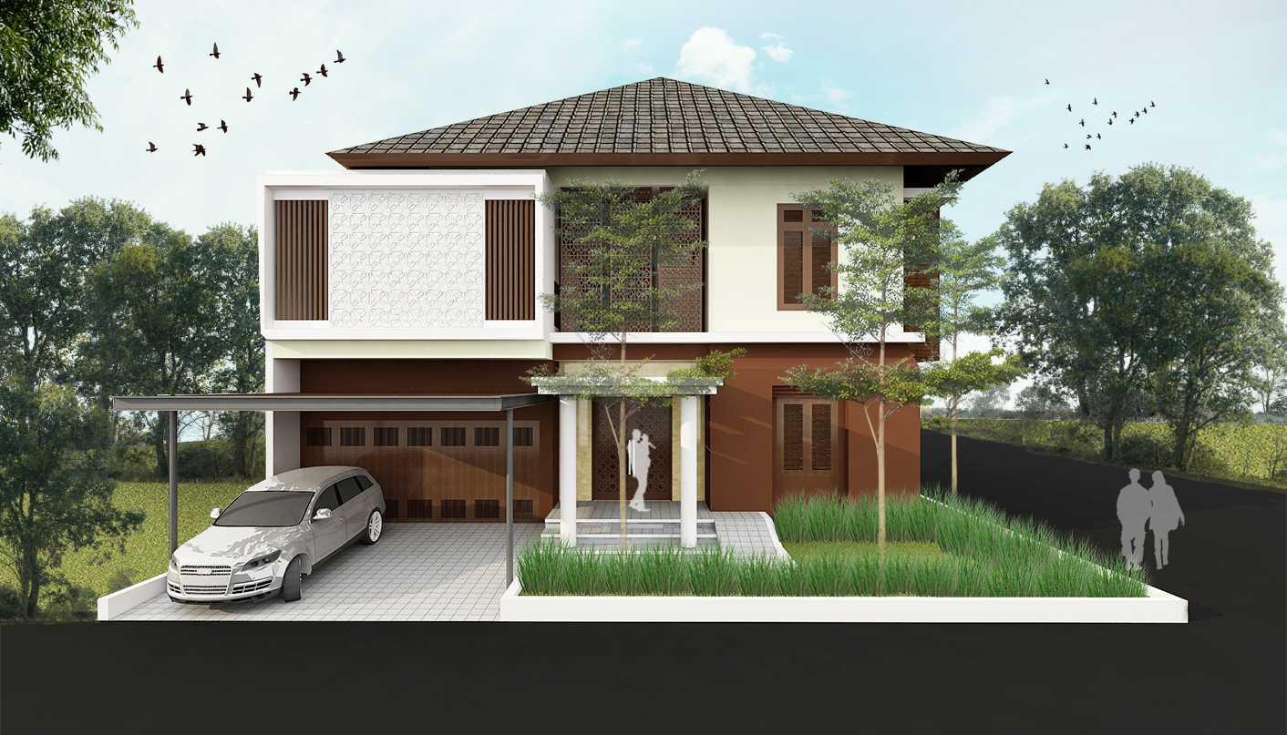 Dezan Studio Yd Residence Bsd Bsd B2 Kontemporer 16023