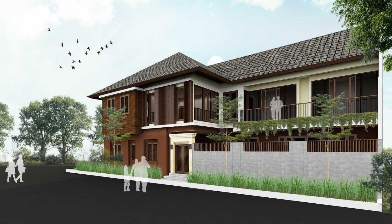 Dezan Studio Yd Residence Bsd Bsd C2 Kontemporer 16024