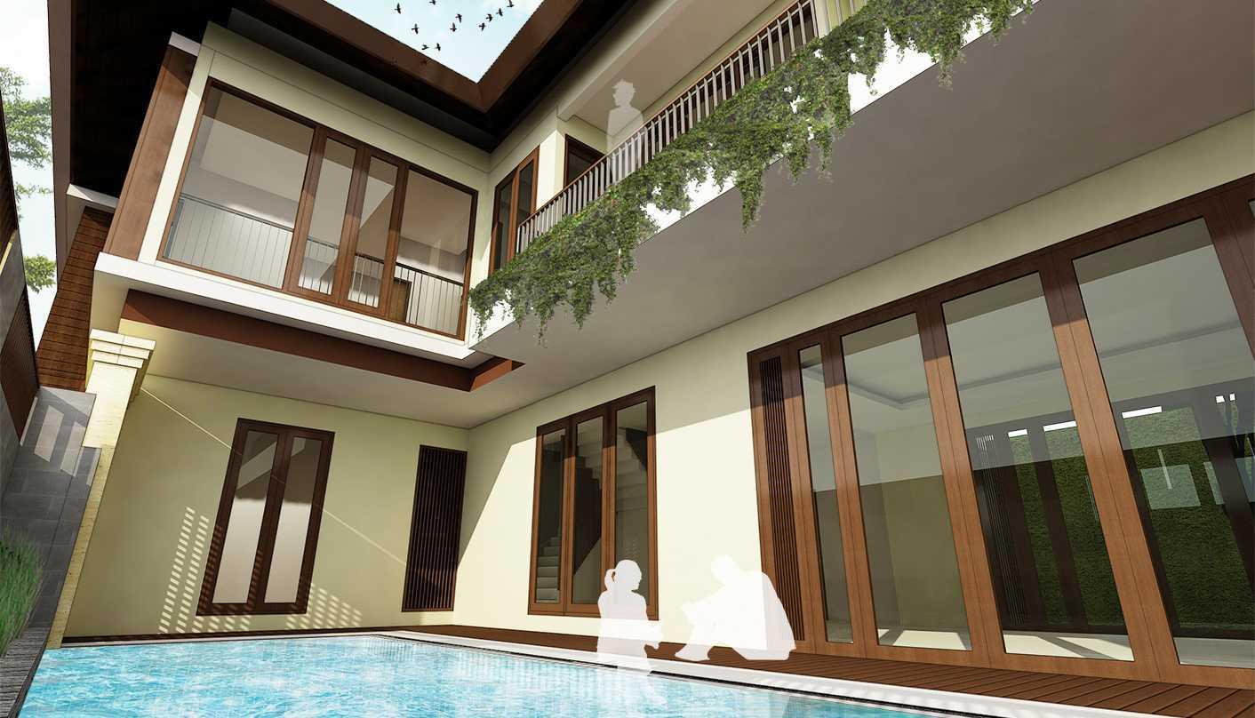 Dezan Studio Yd Residence Bsd Bsd D2 Kontemporer 16025