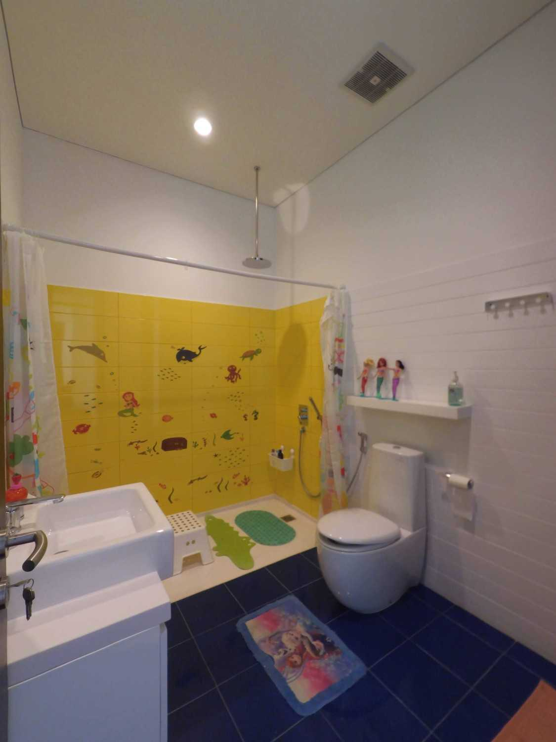 Dezan Studio Interior - Kids Room Pondok Indah Pondok Indah Kids Bathroom  19414