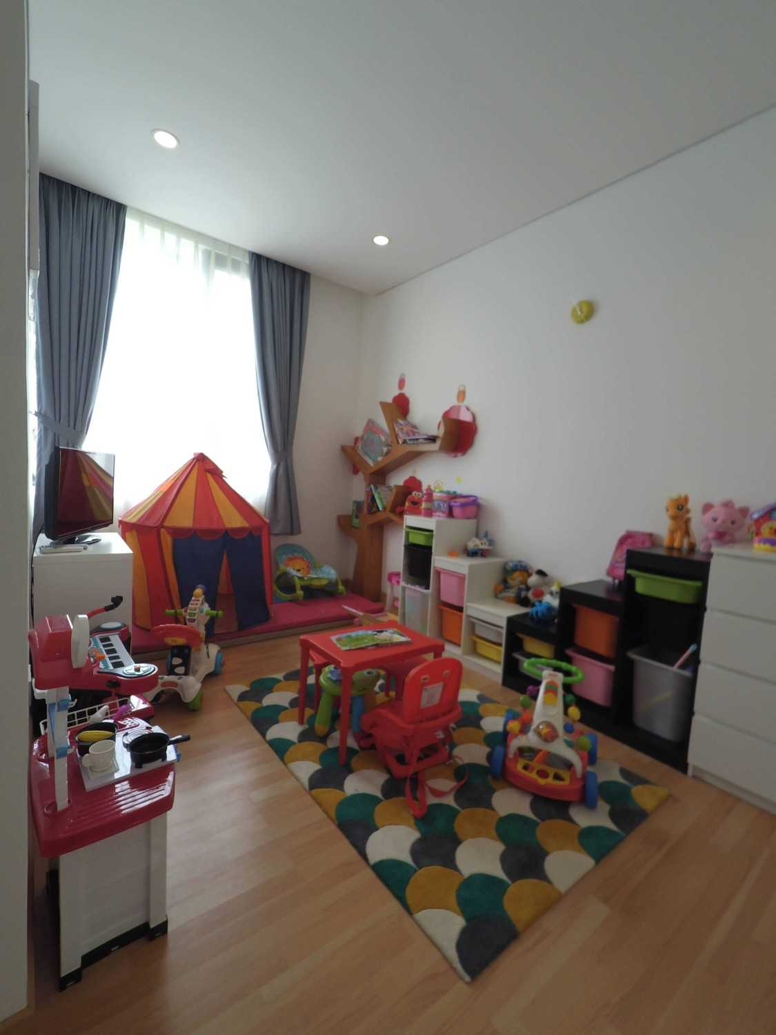 Dezan Studio Interior - Kids Room Pondok Indah Pondok Indah Playing Area  19416