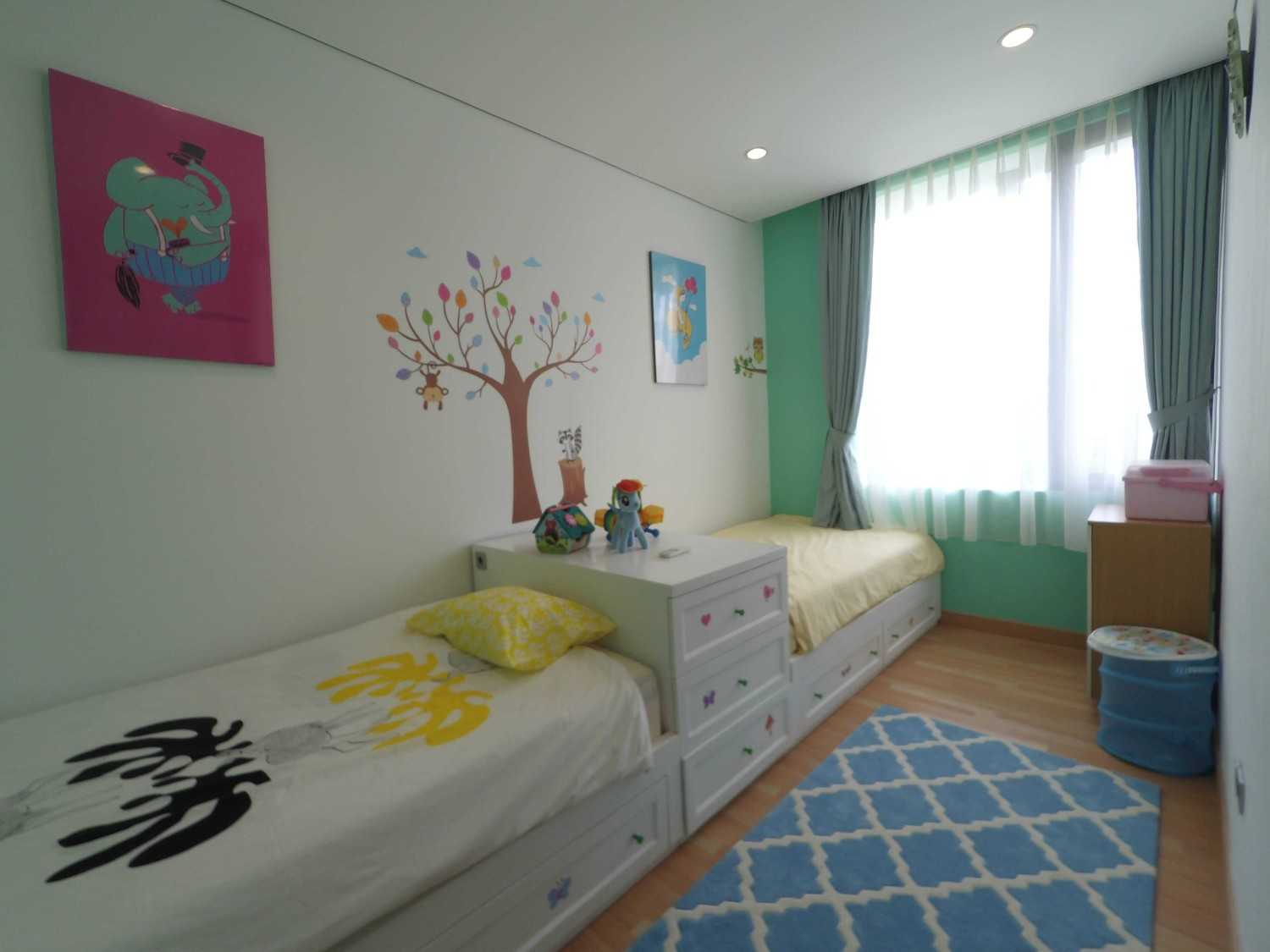 Dezan Studio Interior - Kids Room Pondok Indah Pondok Indah Bedroom  19417