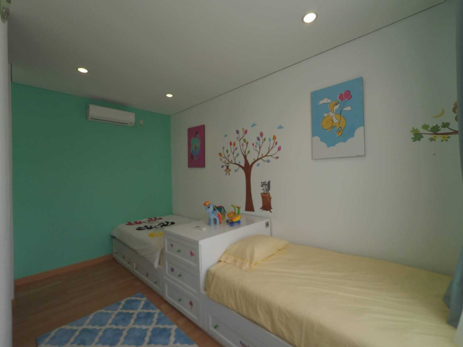 Dezan Studio Interior - Kids Room Pondok Indah Pondok Indah Bedroom  19418