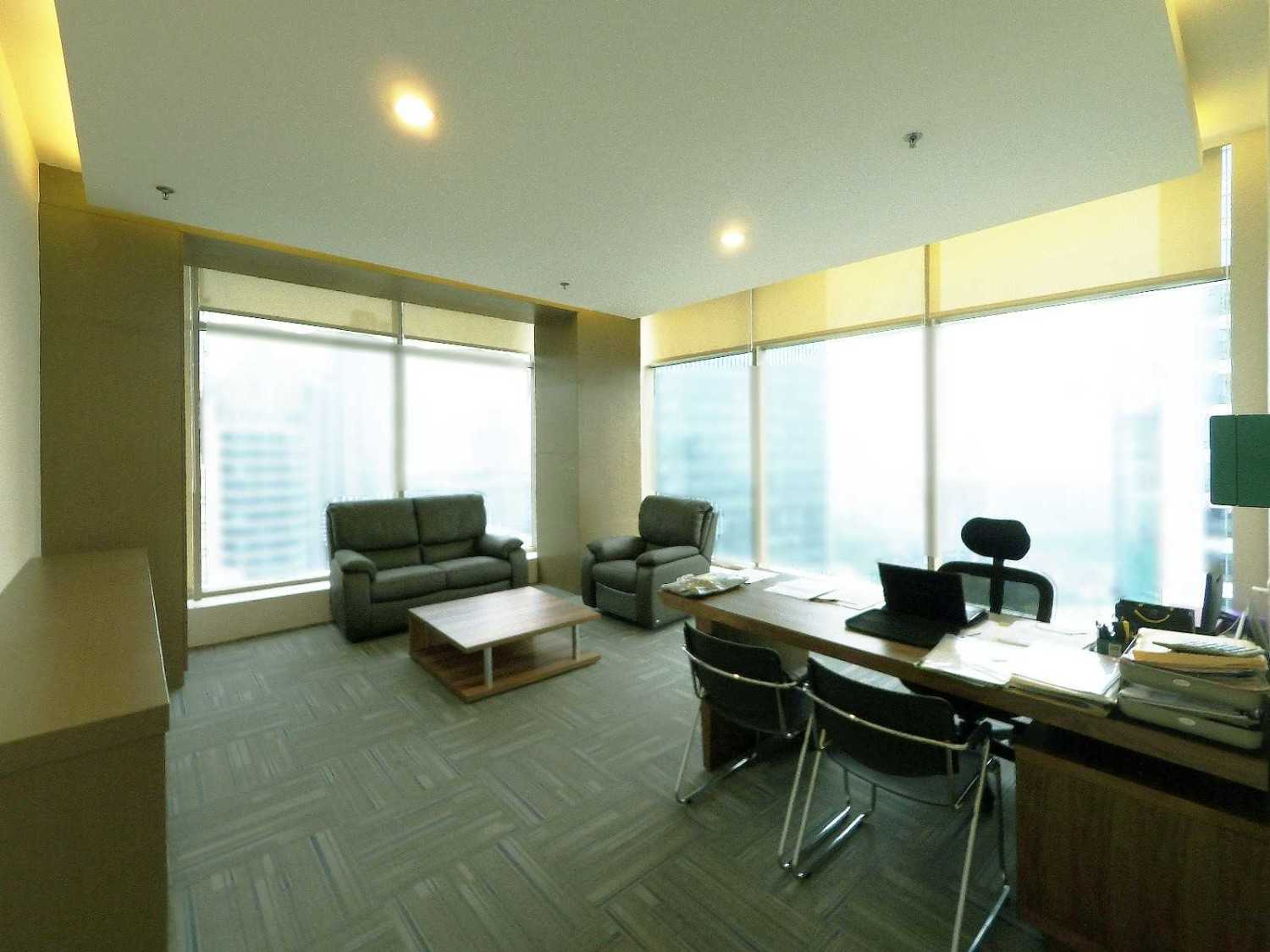 Arkadia Works Sekar Bumi Office Renovation Plaza Asia 21St Floor Plaza Asia 21St Floor Office Room  14082