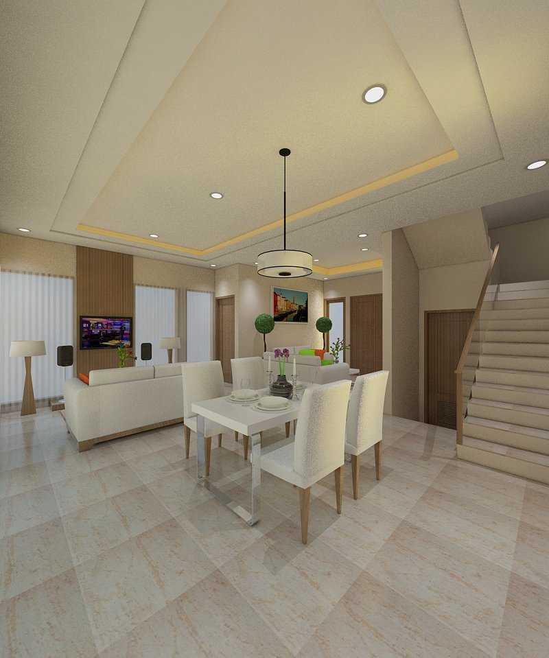 Ari Endra Kristianto Home Interior Bogor Bogor Dining Room Modern 25992