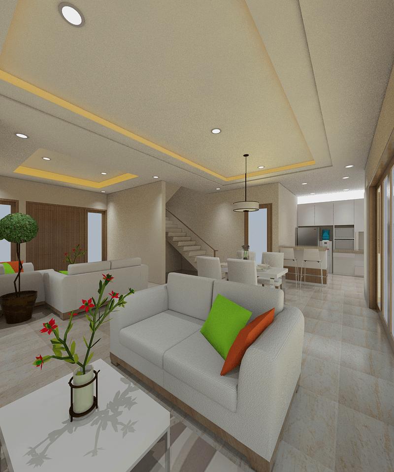 Ari Endra Kristianto Home Interior Bogor Bogor Living Room Modern 25995