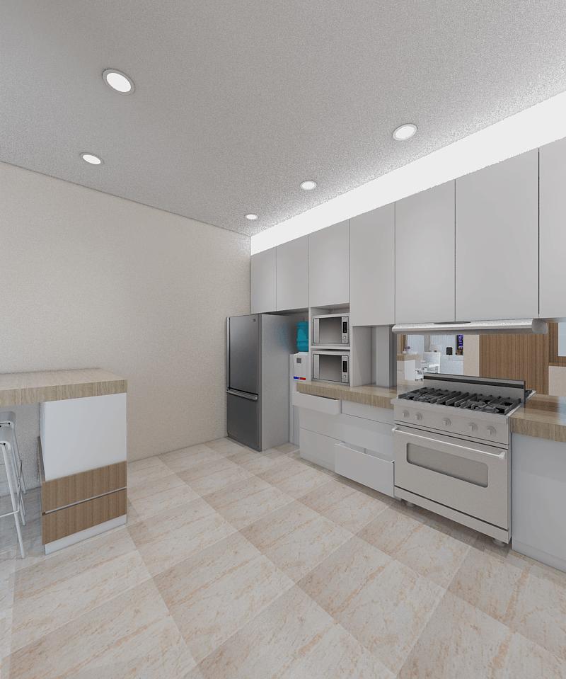 Ari Endra Kristianto Home Interior Bogor Bogor Kitchen Modern 25999