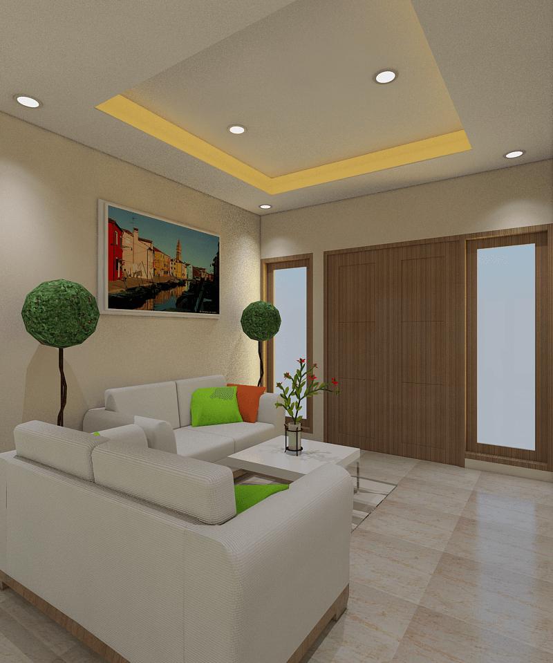 Ari Endra Kristianto Home Interior Bogor Bogor Guest Room Modern 26000