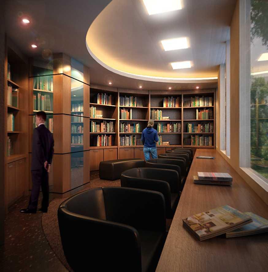 Andrey Yunas Aaui Jakarta Jakarta Library  14840