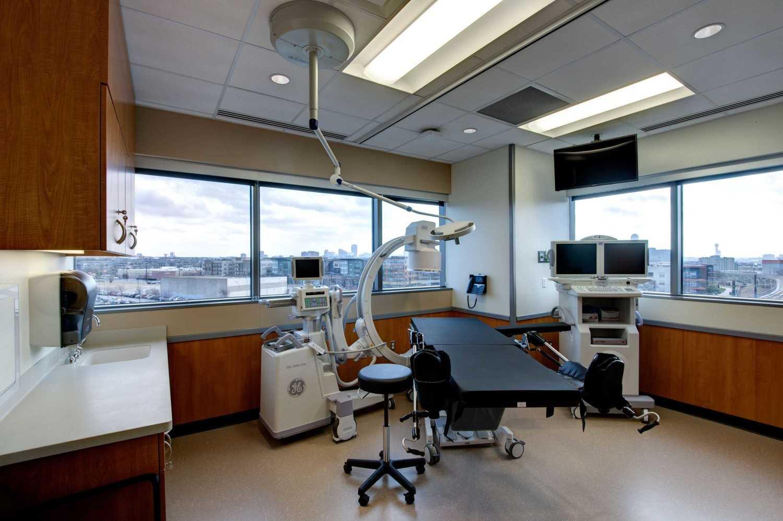 5G Studio Collaborative Ron J. Anderson Md Clinic  Dallas, Texas Dallas, Texas Doctor Room  22487