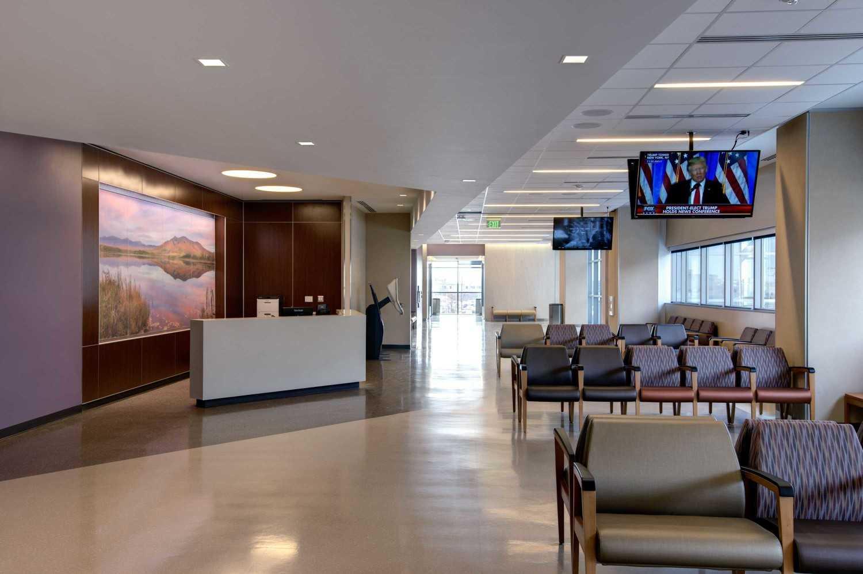 5G Studio Collaborative Ron J. Anderson Md Clinic  Dallas, Texas Dallas, Texas Waiting Area  22491