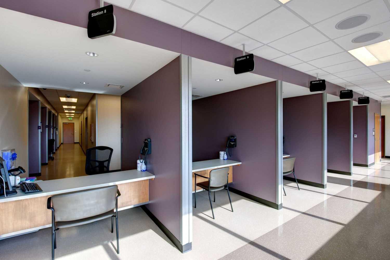 5G Studio Collaborative Ron J. Anderson Md Clinic  Dallas, Texas Dallas, Texas Customer Service Area  22492