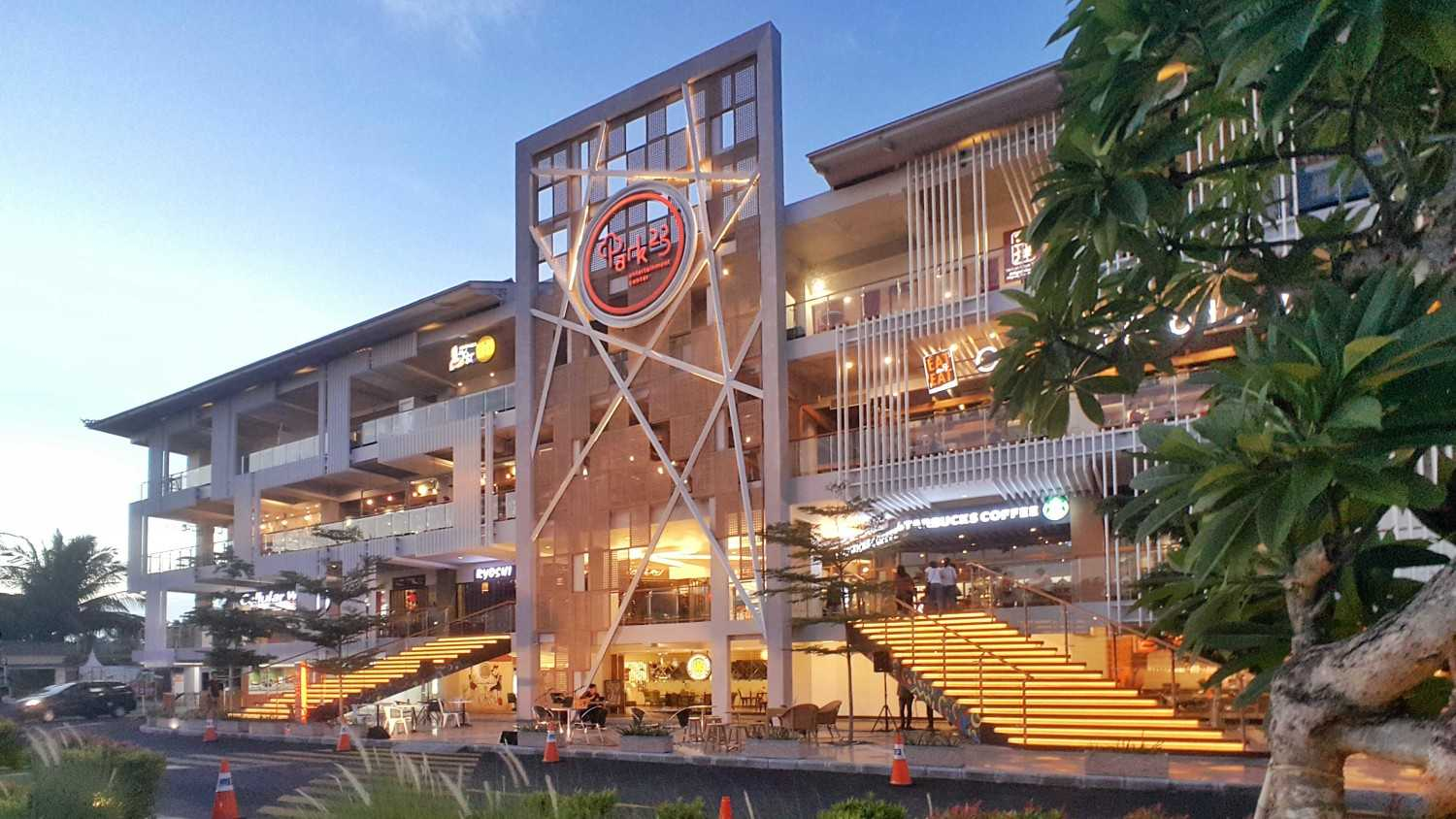 Parametr Indonesia The Park Mall Waterpark Bali Tuban, Bali Tuban, Bali Facade View Contemporary 19032