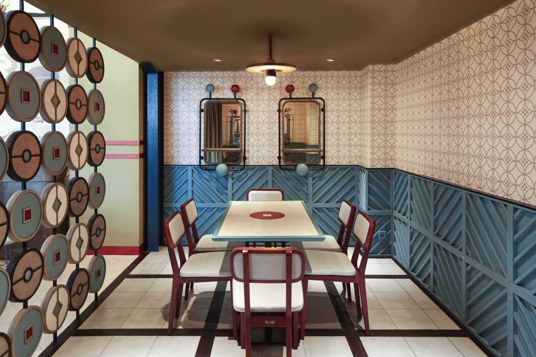 Alvin Tjitrowirjo, Alvint Studio Gyoza Bar  Tribeca - Central Park Shopping Mall  Tribeca - Central Park Shopping Mall  Dining Area Modern 15600