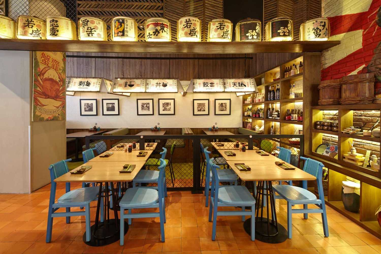 Alvin Tjitrowirjo, Alvint Studio Sushigroove Market  Kota Kasablanka Jakarta Kota Kasablanka Jakarta Dining Area Kontemporer 16055