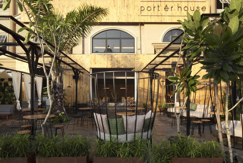 Alvin Tjitrowirjo, Alvint Studio Porterhouse Pantai Indah Kapuk, Jakarta, Indonesia Pantai Indah Kapuk, Jakarta, Indonesia Outdoor Area Industrial 19686