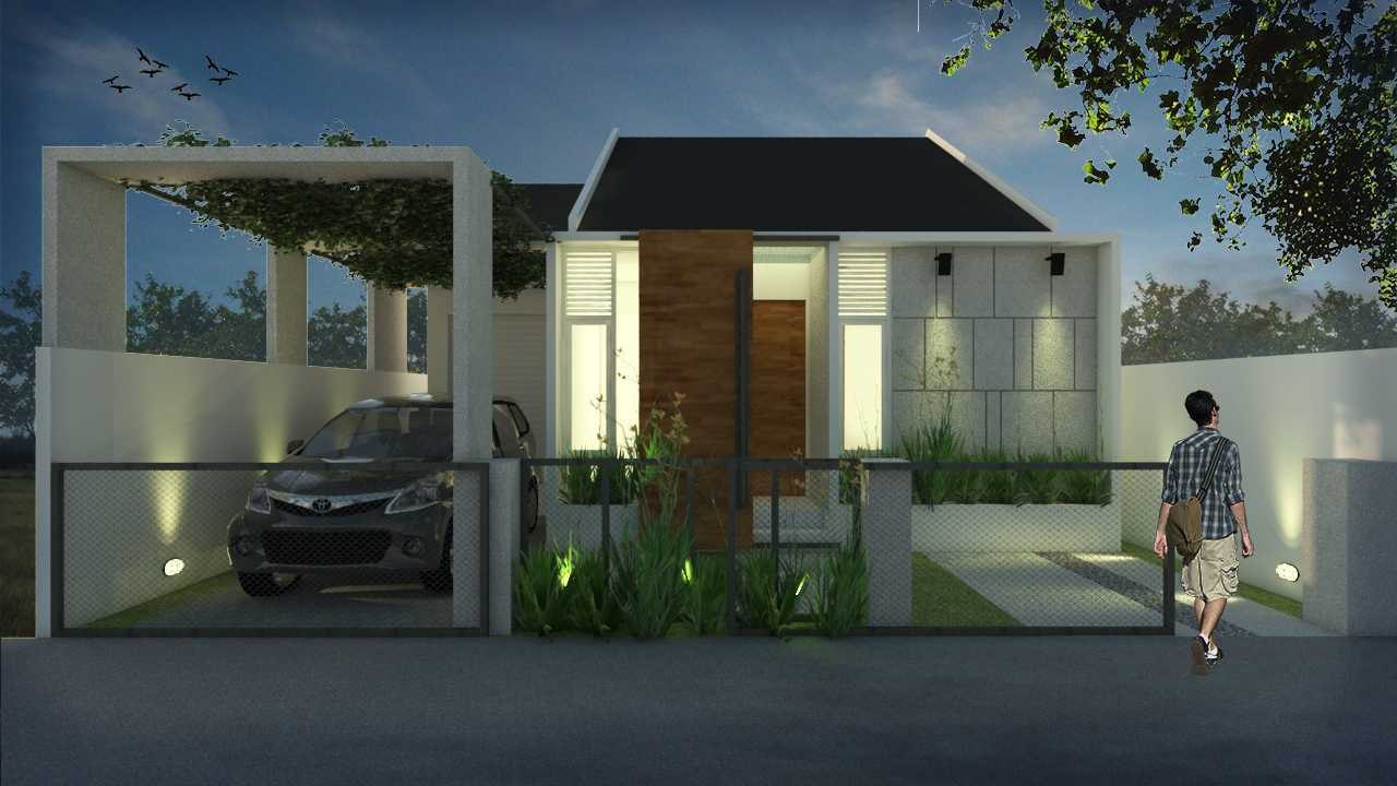 Saa Studio House Pontianak Pontianak View-2 Modern 15229