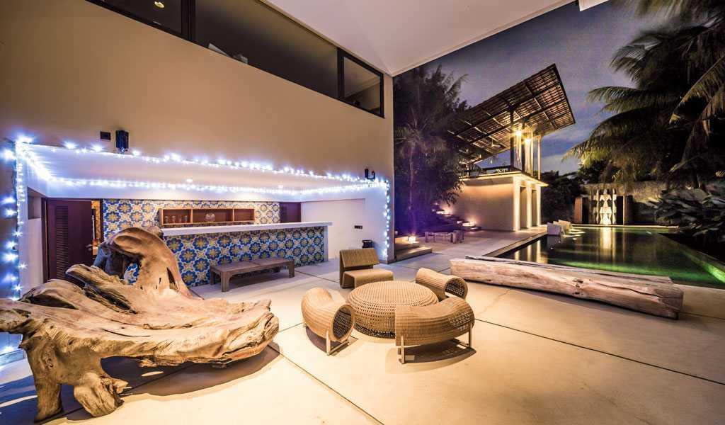 Han Awal & Partners Home Sweet Office Bintaro Bintaro Seating Area  15273