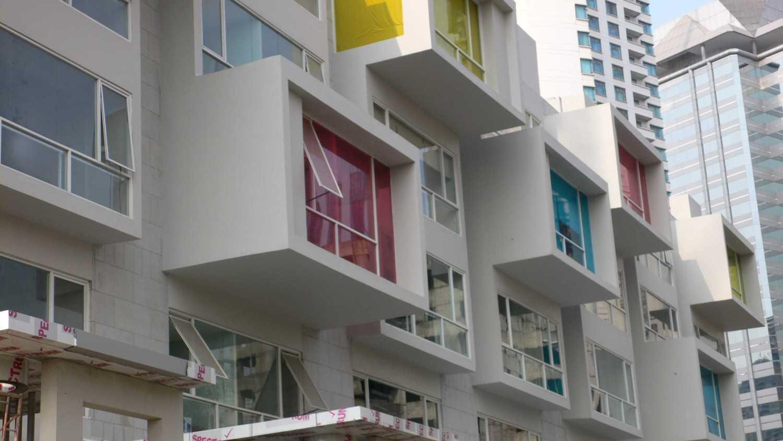 Han Awal & Partners  Sahid Office Boutique Jakarta Jakarta Exterior Detail Modern 16131