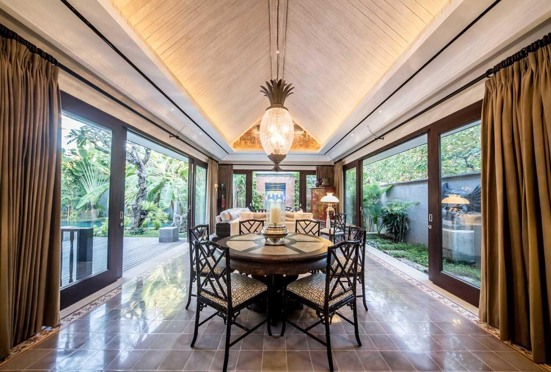 Han Awal & Partners Rumah Tinggal Di Hang Tuah Jakarta Jakarta Dining Area Contemporary 15388