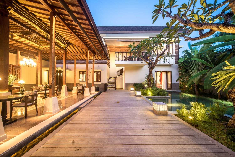 Han Awal & Partners Rumah Tinggal Di Hang Tuah Jakarta Jakarta Deck Area  15391