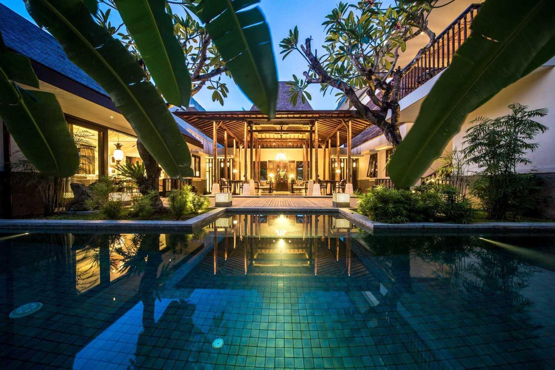 Han Awal & Partners Rumah Tinggal Di Hang Tuah Jakarta Jakarta Swimming Pool  15392
