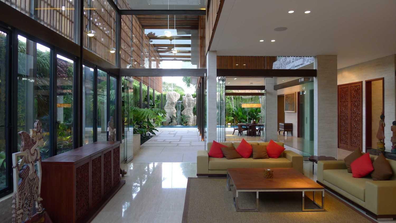 Han Awal & Partners Rumah Tinggal Sanur Bali  Bali Bali Livingroom  16134