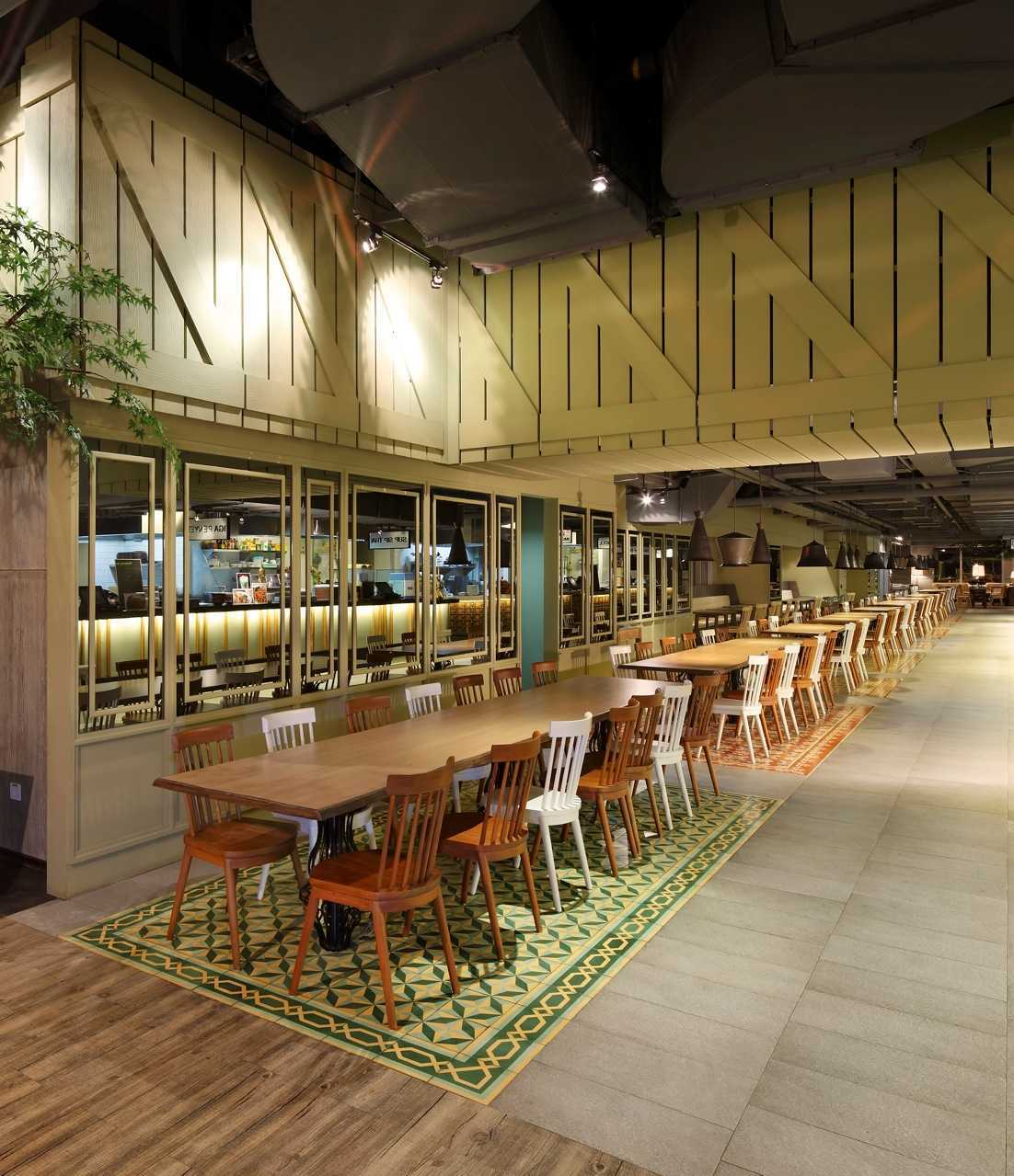 Project Urban Kitchen Desain Arsitek Oleh MA-RU
