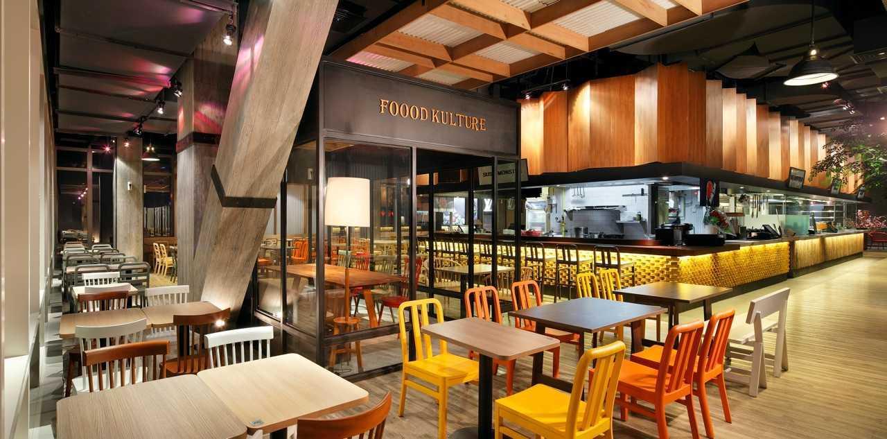 Ma-Ru Urban Kitchen  Plaza Indonesia Plaza Indonesia Seating Area Restaurant  15337