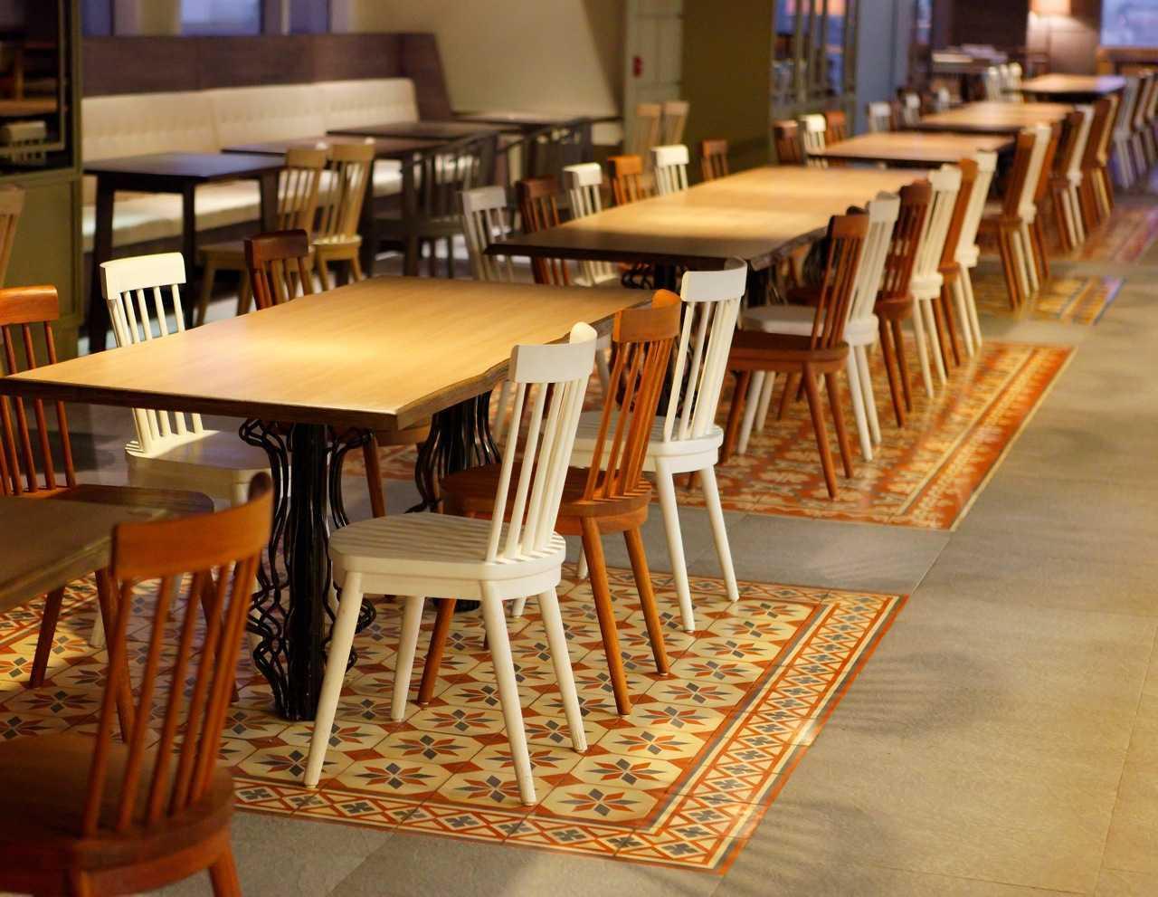Ma-Ru Urban Kitchen  Plaza Indonesia Plaza Indonesia Floor Details  15339