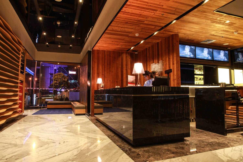 Ma-Ru Hiex Thamrin Jakarta Jakarta Reception Area  15344