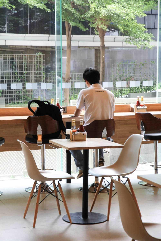 Ma-Ru Hiex Thamrin Jakarta Jakarta Restaurant Area  15351